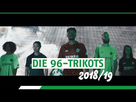 """""""Vom Schotter zum Grün""""   Die 96-Trikots 2018/19!"""