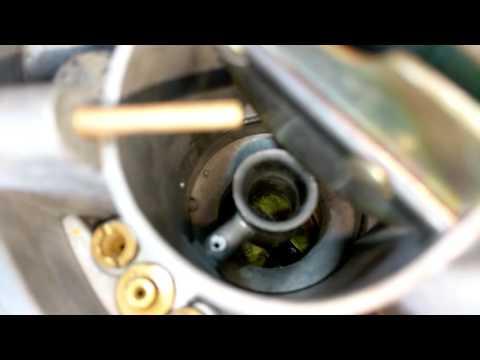 Wie den Kanister für das Benzin auszuwaschen