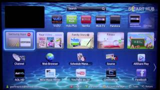 How to Download Samsung SmartTV Apps