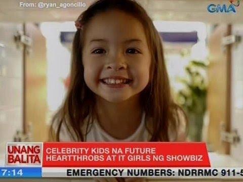 [GMA]  UB: Celebrity kids na future heartthrobs at It girls ng showbiz