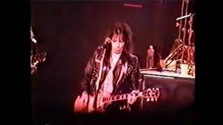 Ace Frehley - Trouble Walkin' [1989 Unofficial Video]