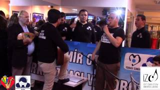 İZOT İzmir Otizm Orkestrası Ve Korosu Baba Beni Anlat Projesi Konseri