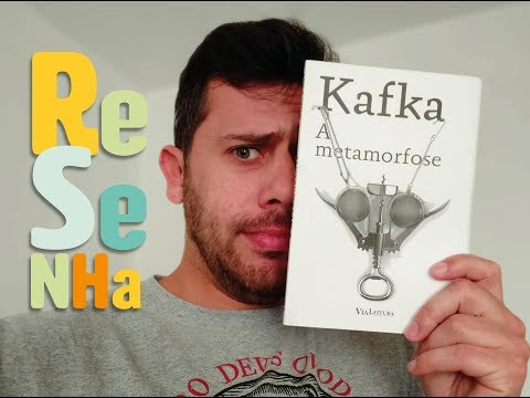 A METAMORFOSE | FRANZ KAFKA