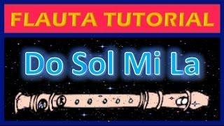Carnavalito | Notas para Flauta Dulce