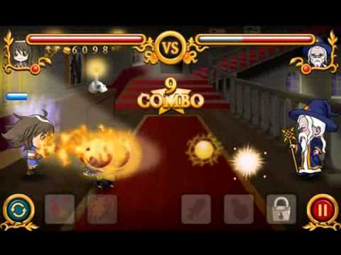 Video of Touch Touch Magic Battle