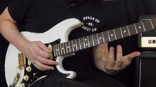 Blues Lead Guitar Lesson - Lick Of The Week #46