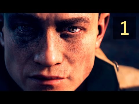 Прохождение Battlefield 1 (BF1) — Часть 1: Сквозь грязь и кровь (Рибекур, Франция)