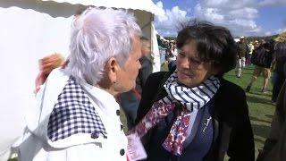 Michèle Rivasi, une candidate militante