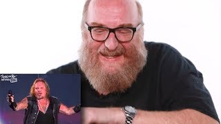Brian Posehn Reacts to Metal's Dumbest Videos