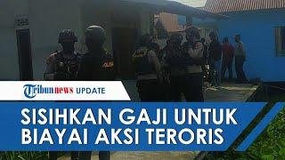 Sisihkan Gaji untuk Biayai Aksi Terorisme JI Riau, 13 Orang Ditangkap Merupakan Pekerja Swasta