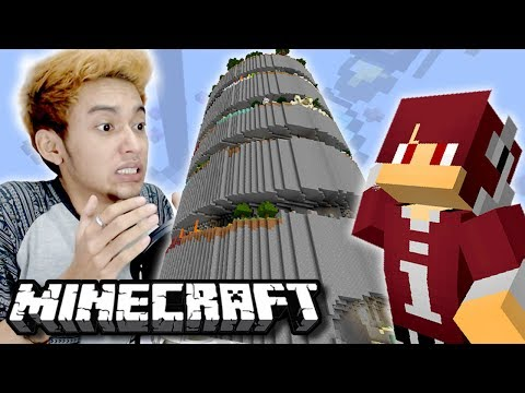MAP PARKOUR PALING SUSAAAH !! | Parkour Map | Minecraft Indonesia