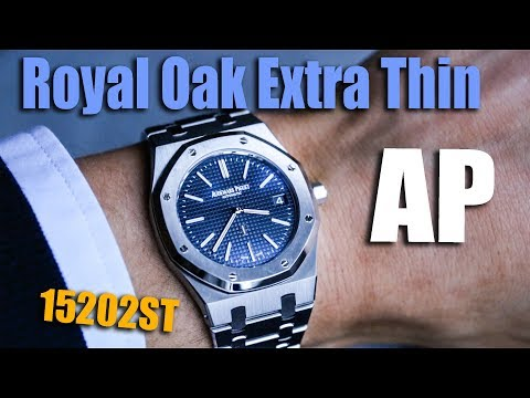 Audemars Piguet Royal Oak Review (Extra Thin)