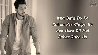 Kitno Ko Luta Hai Aankhon Ne Teri (lyrics)   Bahut   - YouTube
