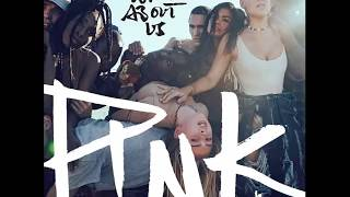 Pink & Cash Cash - What About Us (Remix) (Audio)