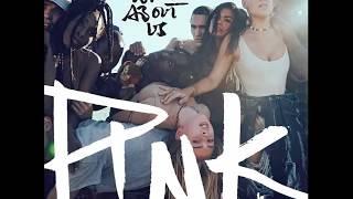 Pink & Cash Cash - What About Us (Remix) (Audio)