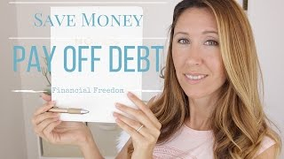 Money-Saving Tips For Paying Off Debt