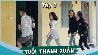 Tuổi Thanh Xuân - Tập 3 - Phim Hài SVM (Mì Tôm remake) | SVM SCHOOL