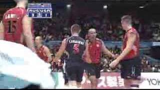 FIVB 08 Russia vs USA Part 12