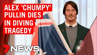 Olympian Alex 'Chumpy' Pullin has drowned in a diving tragedy off the Gold Coast | 7NEWS
