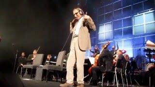 BATTIATO E ALICE - Stranizza D'Amuri -Teatro Augusteo-Napoli-23/03/2016.By Enzo Sicignano