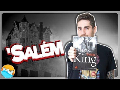 VAMOS LER 'SALEM? | Stephen King