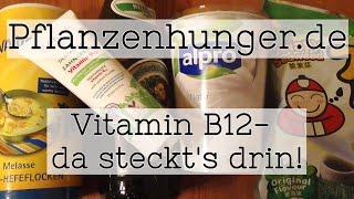 Vitamin B12 - da steckt's drin!