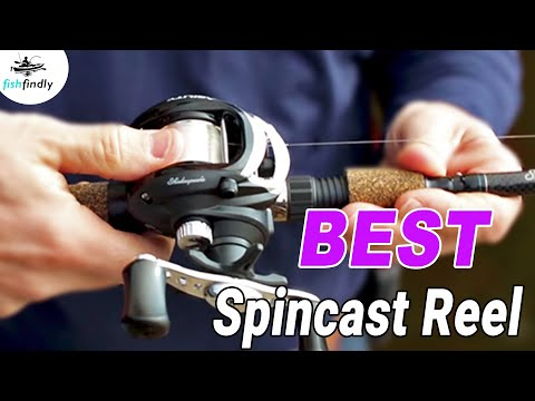 Best Spincast Reel 2018 – Buyer's Guide and Reviews