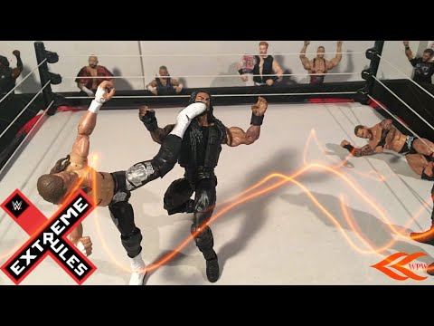 Download WPW EXTREME RULES '17: WWE ACTION FIGURES!