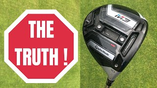 Taylormade M3 Driver - THE TRUTH
