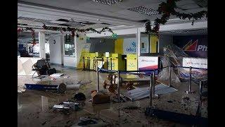 Typhoon Kammuri kills two in Philippines, closes Manila airport
