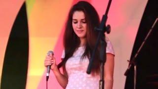 Знаю, что Ты - мой Бог. Дарина Кочанжи. Фестиваль в г. Новомосковск. Украина