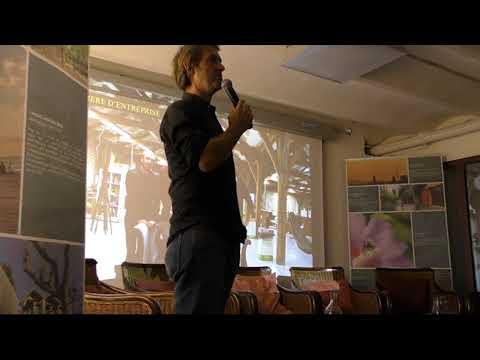 #4 30ans Inddigo à Marseille - Innovations low-tech - conférence Jean-Marc GANCILLE-Darwin