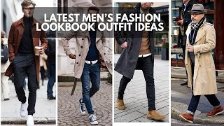 14 Ways To Wear TRENCH COAT | Different Ways To Style A Trench Coat | Mens Fashion Outfit Lookbook