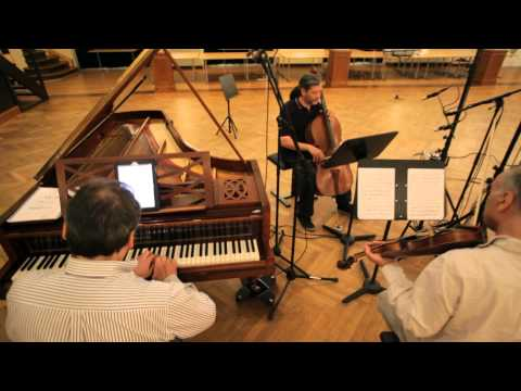"play video:Voces Intimae- The Making of CD ""Pianotrios"" of Louis Théodore Gouvy"