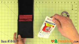Pac kit wound seal pouch treestuffcom 360 view