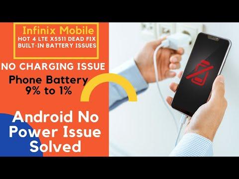 Solve Infinix note 3 charging problems - смотреть онлайн на