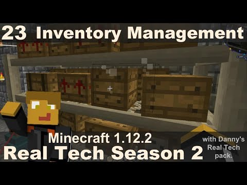 Real Tech S2E23 - Inventory Management