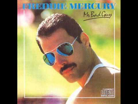 Freddie Mercury - There Must Be More To Life Than This 1985
