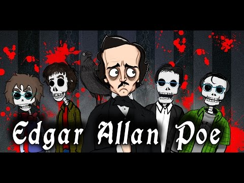 Edgar Allan Poe - Bully Magnets
