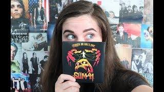 ORDER IN DECLINE Full Album Reaction (Sum 41)