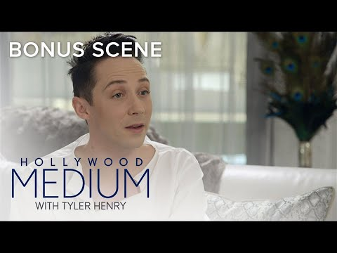Johnny Weir Sees Into His Future Love Life | Hollywood Medium with Tyler Henry | E!