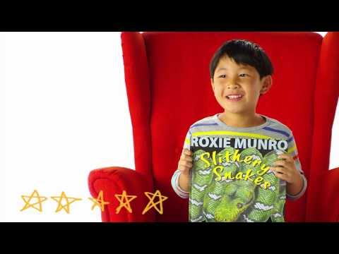 Slithery Snakes – Kid Book Review