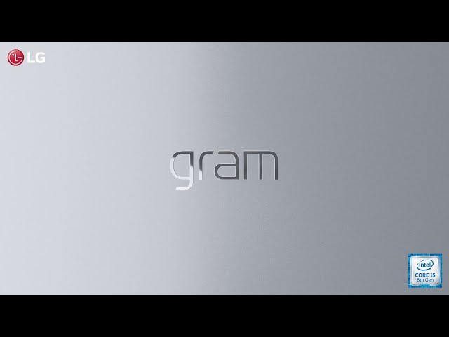 Nueva LG GRAM | Ligera y portátil
