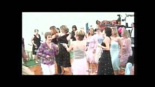 Funny wedding dance It's A Miracle Barry Manilow