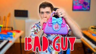 Remaking Bad Guy With KIDS TOYS
