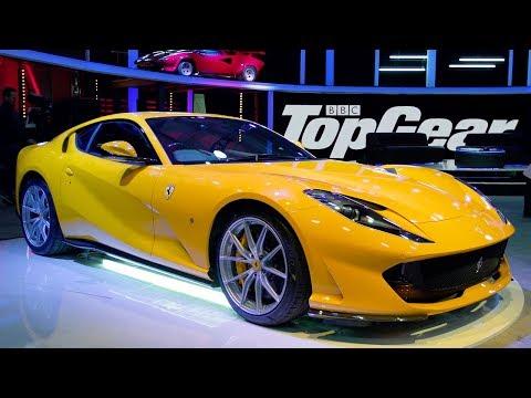 Chris Harris Ferrari 812 Superfast Walkaround | Top Gear: Series 25