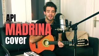 MADRINA   MAES Ft. BOOBA (Cover By API)