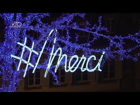 Strasbourg, un Noël dans l'espérance