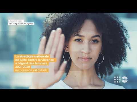 Réalisations de UNFPA en 2020