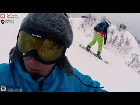 Видео: Видео горнолыжного курорта Роза Хутор Красная Поляна в Красная поляна